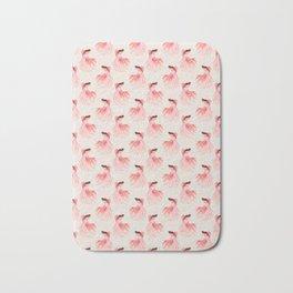 Betta splendens pattern Bath Mat