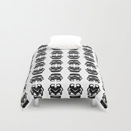 66 Troopers Duvet Cover