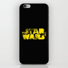 StarWars  iPhone & iPod Skin