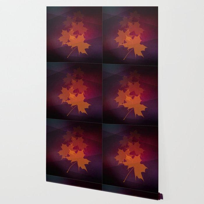 Falling Autumn Wallpaper