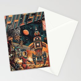 phish spaceman 2021 Stationery Cards