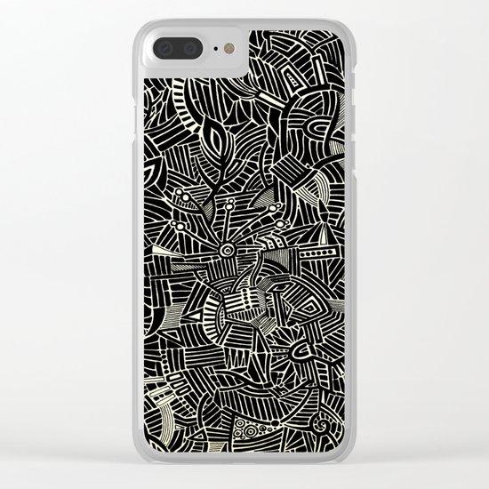 - dynamo - Clear iPhone Case