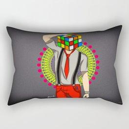 S0lv3 Rectangular Pillow