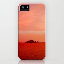 Drone Krabi Sunset, Thailand iPhone Case