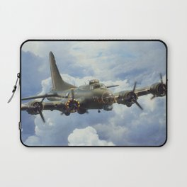 B17 Flying Fortress Laptop Sleeve