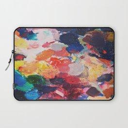 Paint Palette Laptop Sleeve