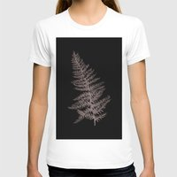 fern T-shirts featuring Fern by Amber J Cross