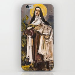 The Ecstasy I. (Teresa of Jesus) iPhone Skin