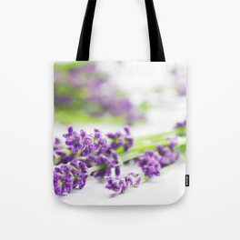 Lavender scent for your Home Design Tote Bag