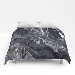 Marble Magic Comforters