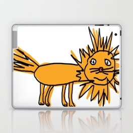 I Love Lions Laptop & iPad Skin