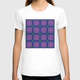 Disco Preppy Tiles T-shirt