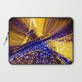 Supernova Eiffel Laptop Sleeve
