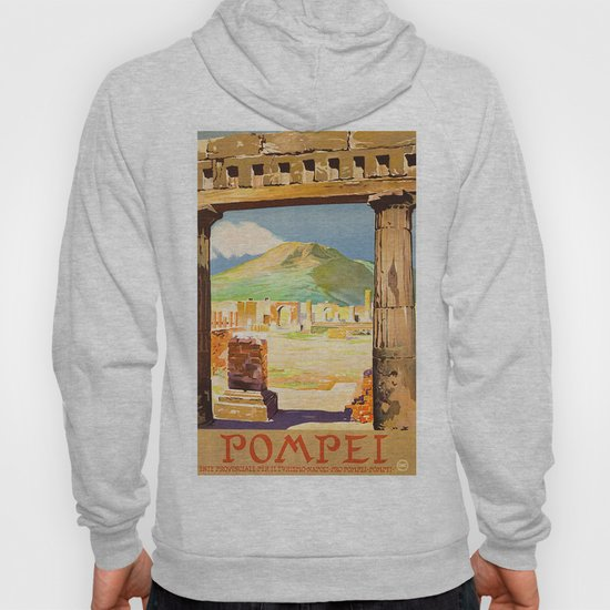 Vintage Pompei Italy Travel by yesteryears