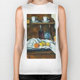 1887 - Paul Cezanne - The Buffet Biker Tank