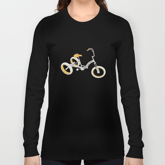 tricycle 03 Long Sleeve T-shirt
