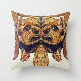 Rosco Throw Pillow