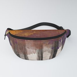 Vermont Forest Fanny Pack