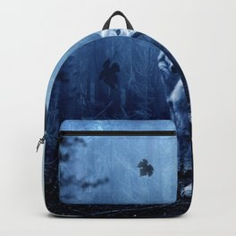 Fantasy Wolves Backpack