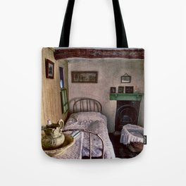 1930's Bedroom Tote Bag