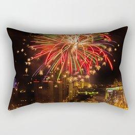 Firework collection 4 Rectangular Pillow