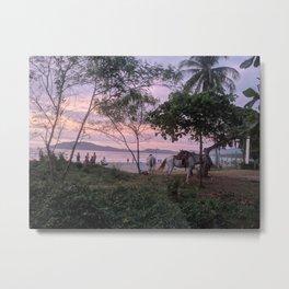 Tamarindo Costa Rica Metal Print