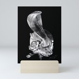 COBRA 1 Mini Art Print