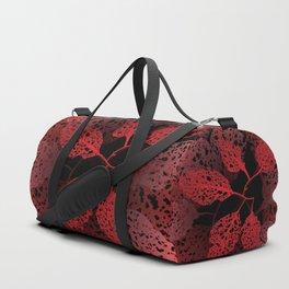 fire autumn Duffle Bag