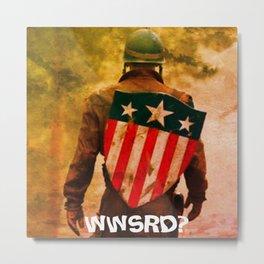 wwsrd Metal Print
