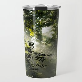 Forest Morning Travel Mug