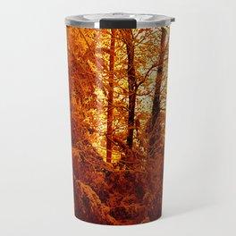 Snow Gold Woods 3.5 Travel Mug