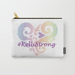 #KelliStrong Carry-All Pouch