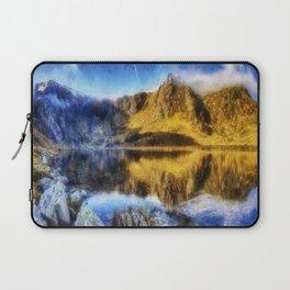 Lake Idwal Laptop Sleeve