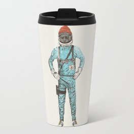 Zissou In Space Travel Mug