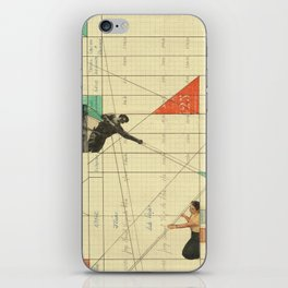 Pull the Strings iPhone Skin