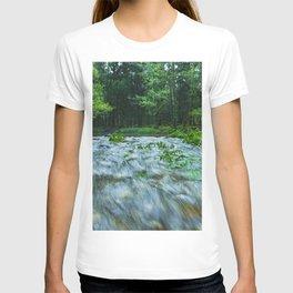 Mountain river T-shirt