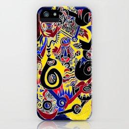magic box iPhone Case