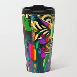 Tasting The Rainbow Travel Mug