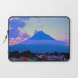 Volcano - Antigua, Guatemala Laptop Sleeve