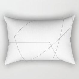 Go Astray. Go Home Rectangular Pillow