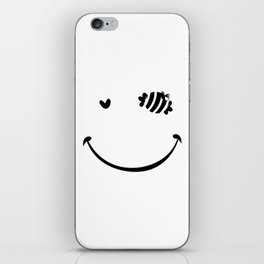 Make a smile ft. Candy iPhone Skin