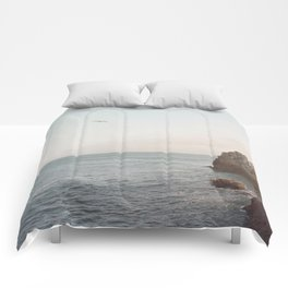 A Break From the Pack in Big Sur Comforters