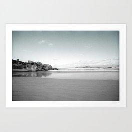 BEACH - AUSTRALIA Art Print