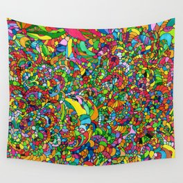 Fossil Bed Wall Tapestry