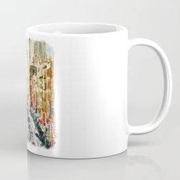 Winter in Chinatown - New York Coffee Mug