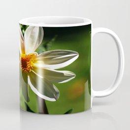 White daffodil Coffee Mug