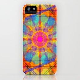 Entre círculos y líneas · Glojag iPhone Case