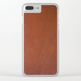 LACMA III Clear iPhone Case