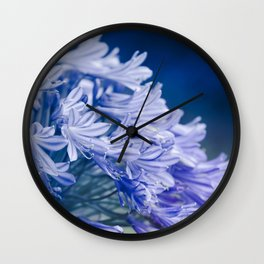 Born into Colour Wall Clock