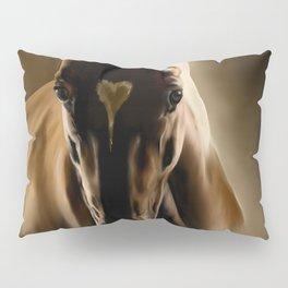 Horse portrait Pillow Sham